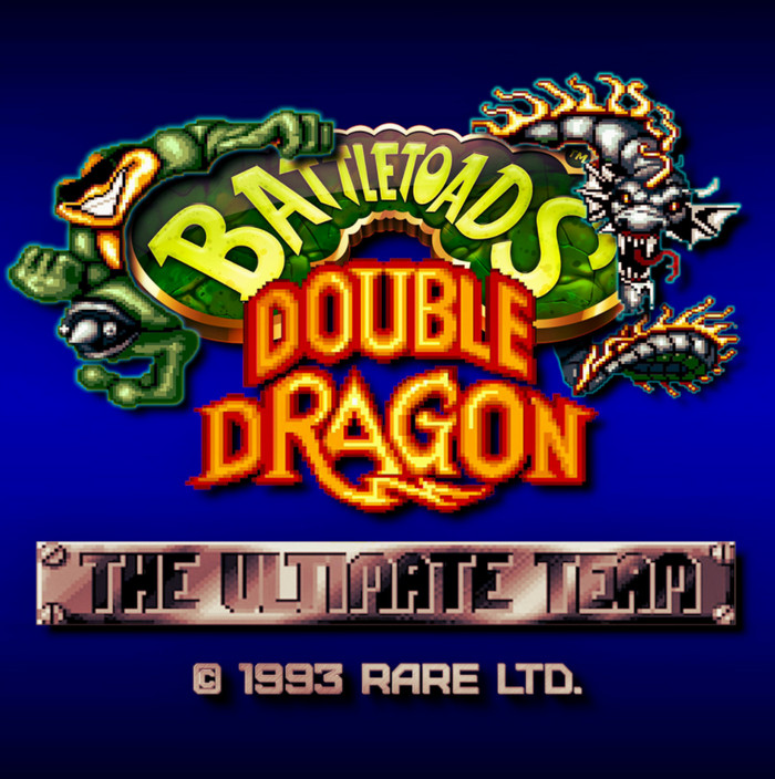 Game Battletoads & Double Dragon: The Ultimate Team